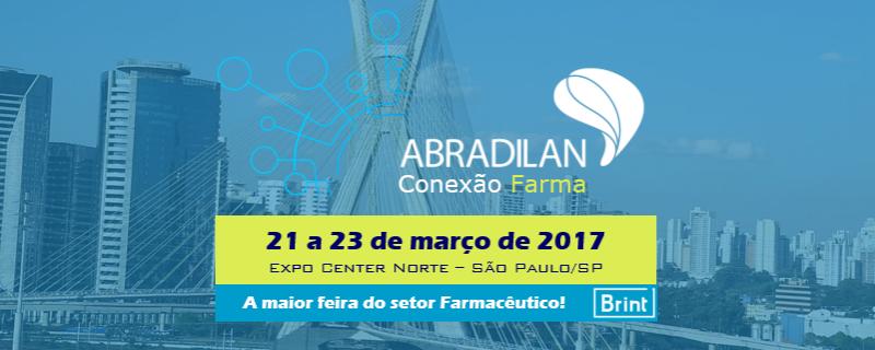 A Brint participará da ABRADILAN 2017!